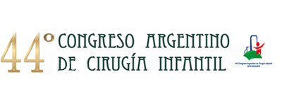 44 Congreso de Cirugia Infantil – Noviembre 2010