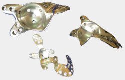 Fondos acetabulares de acero