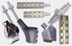 Prótesis No convencionales (titanio)