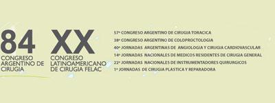 84 Congreso Argentino de Cirugía
