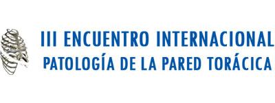 III Encuentro Internacional Patología de la Pared Torácica