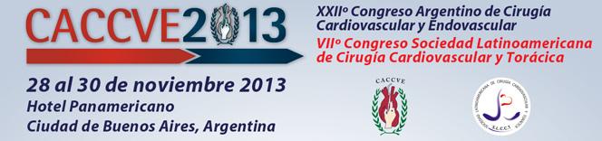 XII Congreso Argentino de Cirugía Cardiovascular y Endovascular