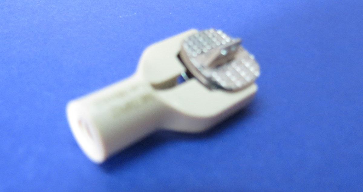 disco intervertebral movil con quilla 2