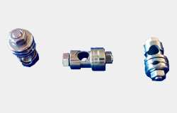 Tutor AO biplanar rotulas tubo clavo
