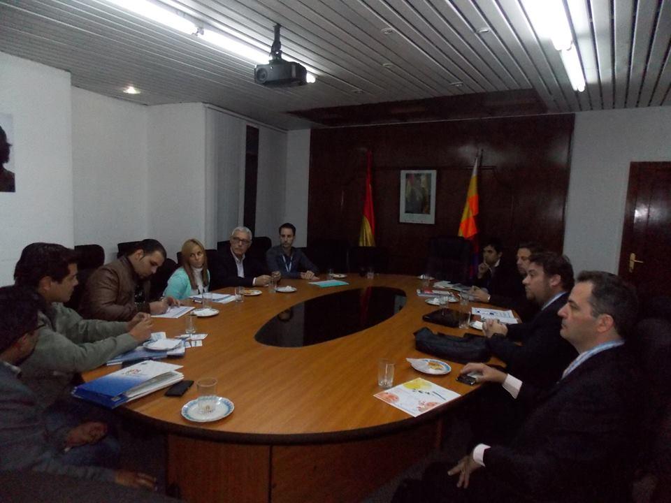 Misión de Cooperación Industrial a Perú