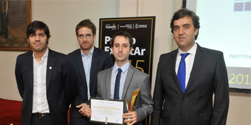 IDEAR was awarded with the ExportAr prize