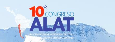 IDEAR estará presente en el 10° Congreso de la Asociación Latinoamericana de Tórax