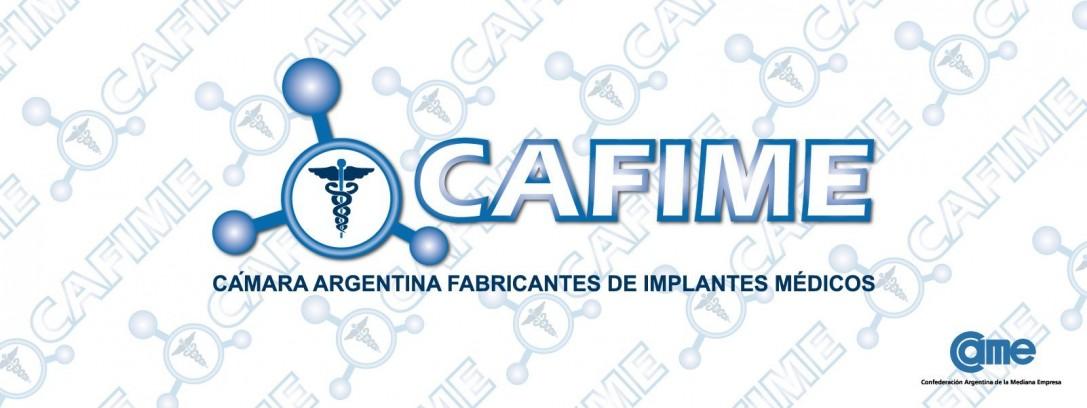 CAMARA ARGENTINA DE FABRICANTES DE IMPLANTES MEDICOS