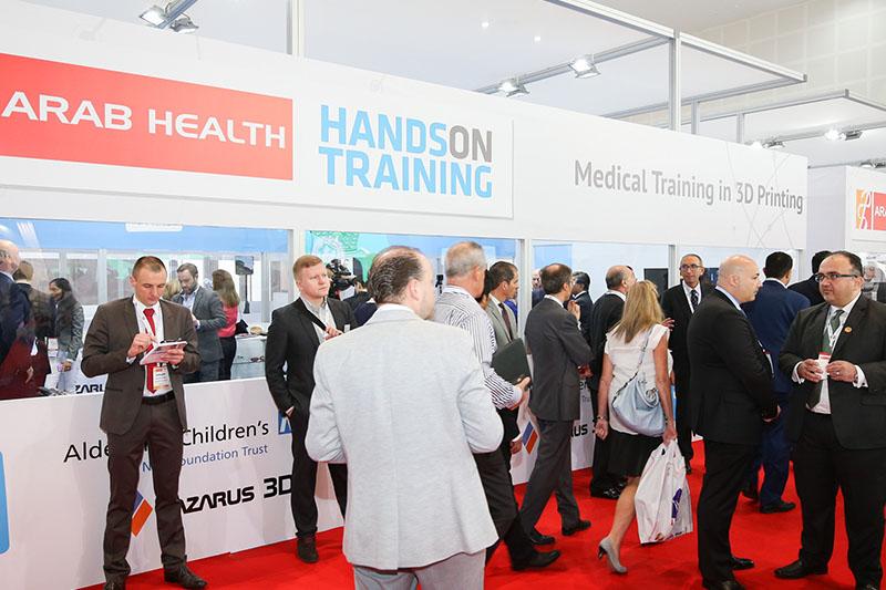 Arab Health 2017- Dubai