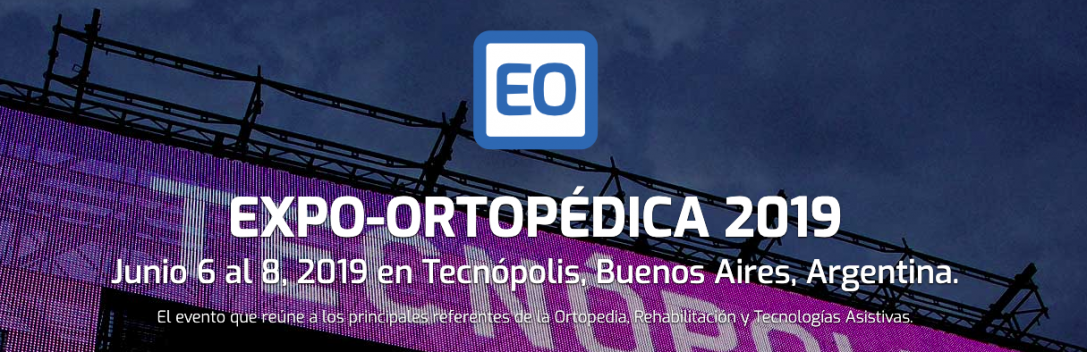 IDEAR en Expo Ortopédica 2019