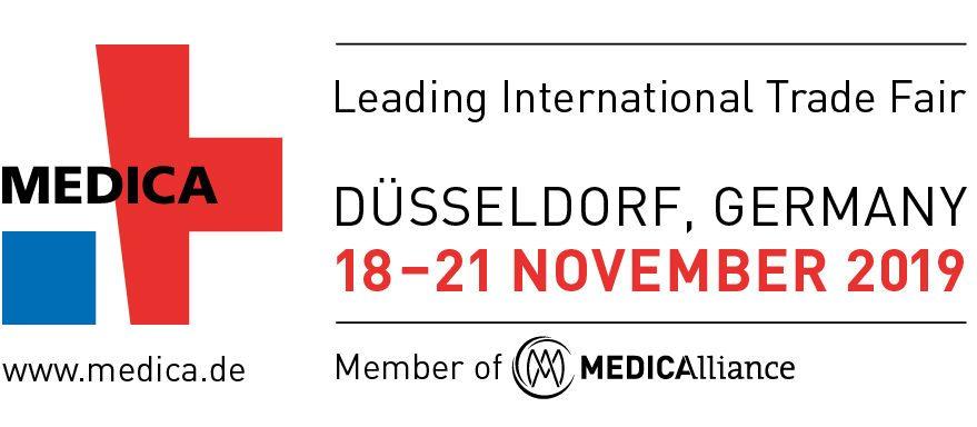 IDEAR en Médica, Dusseldorf 2019